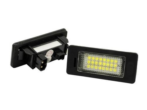 LHLP001S28 Podświetlenie tablicy rejestracyjnej LED BMW Serii 1 (E82, E88), 3 (E90), 5 (E39 E60), X