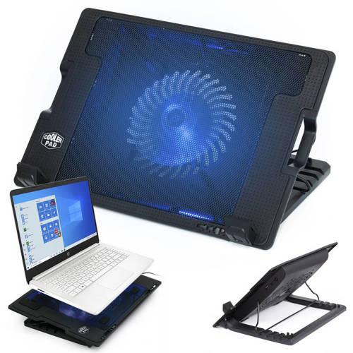 M25 | Podkładka chłodząca - podstawka pod laptopa 9-17'' | Single 120mm