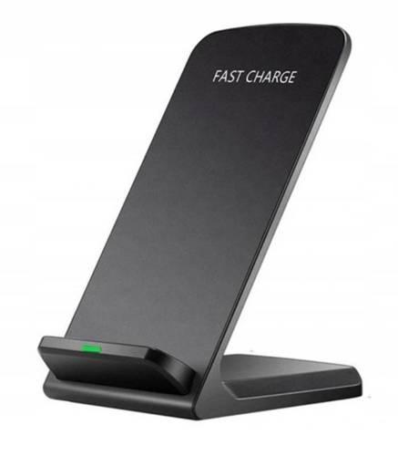 N700-Black | Ładowarka indukcyjna Fast Charge QI 15W