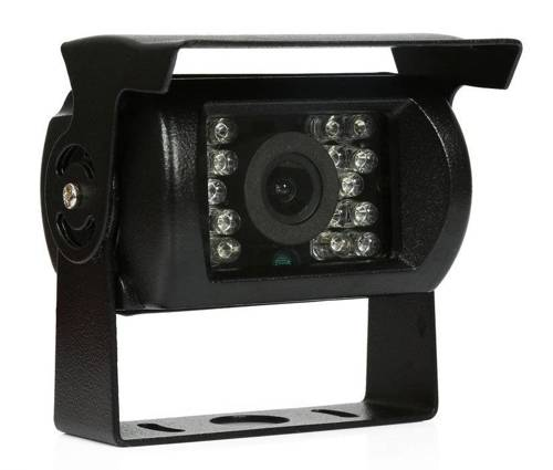 PZ470 | Kamera cofania 12-24V 18IR z daszkiem
