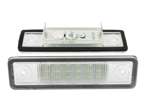 PZD0059 Podświetlenie tablicy rejestracyjnej LED Opel Omega, Vectra, Tigra, Signum