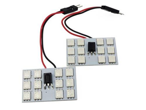 Panel LED RGB SMD 12 SMD 5050