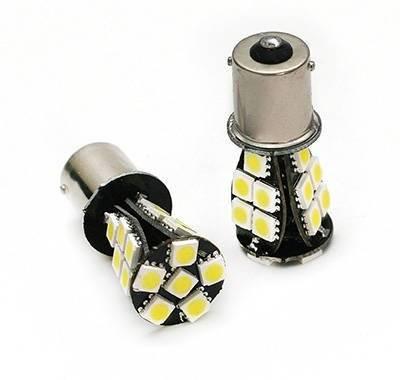 Żarówka samochodowa LED BA15S 21 SMD 5050