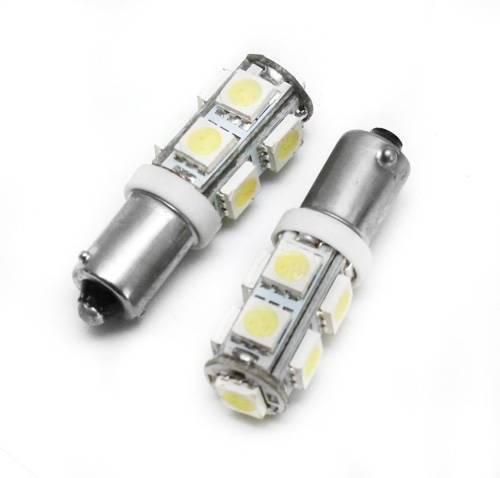 Żarówka samochodowa LED BA9S 9 SMD 5050