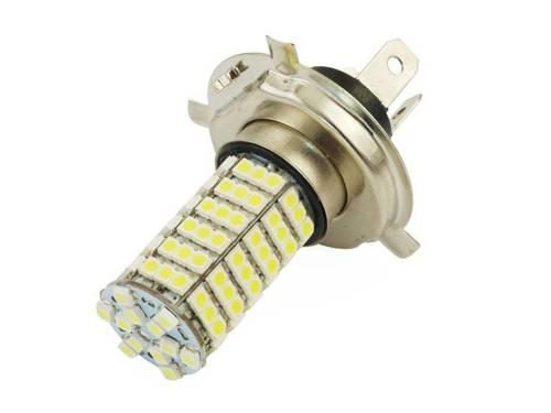 Żarówka samochodowa LED H4 120 SMD 1210