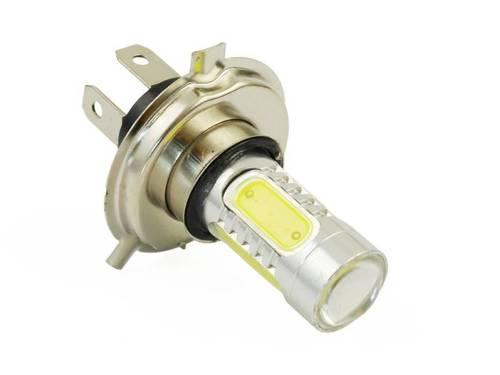 Żarówka samochodowa LED H4 COB 7,5W