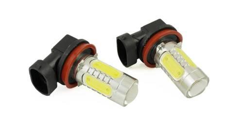 Żarówka samochodowa LED H8 / H9 / H11 COB 7,5W