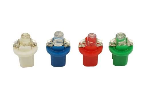 Żarówka samochodowa LED T5 R5 8.5D 1 FLUX