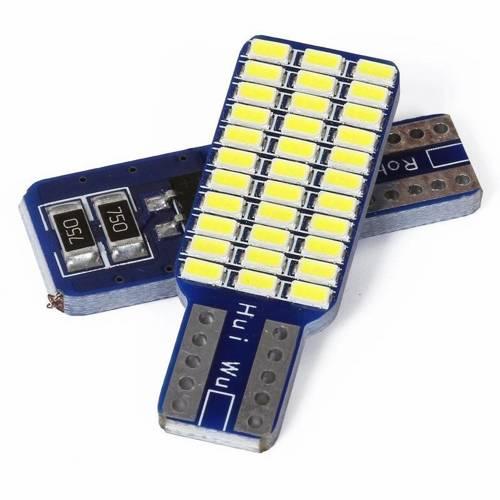 Żarówka samochodowa LED W5W T10 33 SMD 3014