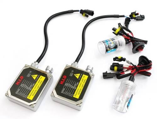 Zestaw oświetleniowy XENON DC H1