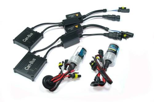 Zestaw oświetleniowy XENON HID H4 S/L CAN BUS DUO