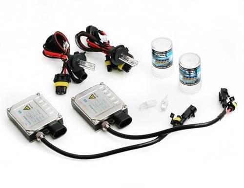 Zestaw oświetleniowy xenon HID 9006 HB4 G5